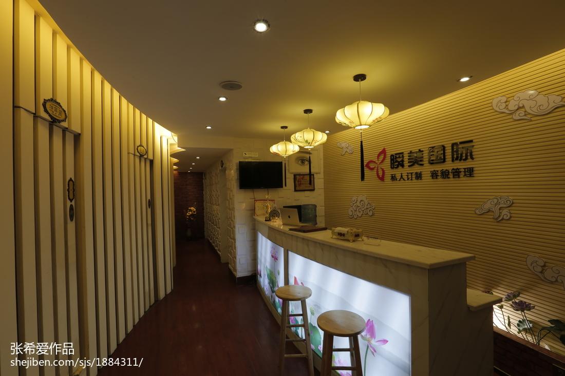 2018108平米三居卧室现代装饰图