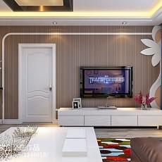 地中海风格客厅装修设计效果图欣赏