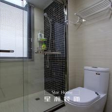 精美现代三居卫生间装修设计效果图片欣赏