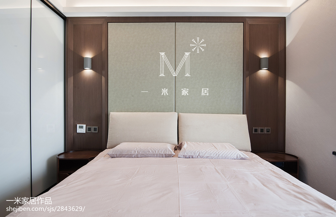 2018美式四居卧室装修设计效果图片欣赏