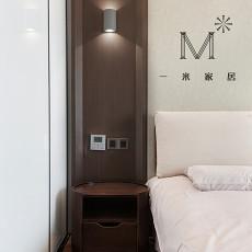 精美137平米四居卧室美式装修欣赏图片