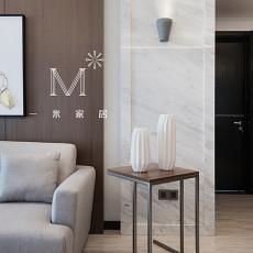 2018精选124平方四居客厅美式装修图片欣赏