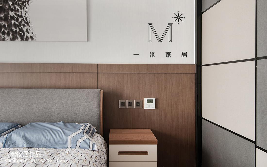 精选面积144平美式四居卧室装修图片