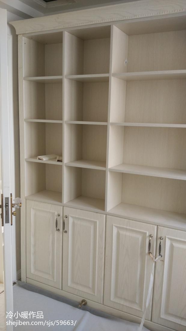 90平米简约家居公寓室内装饰效果图