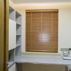 简约三居书房装修设计效果图片