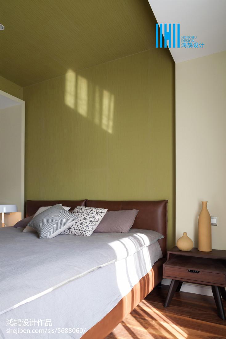 精美北欧三居卧室设计效果图