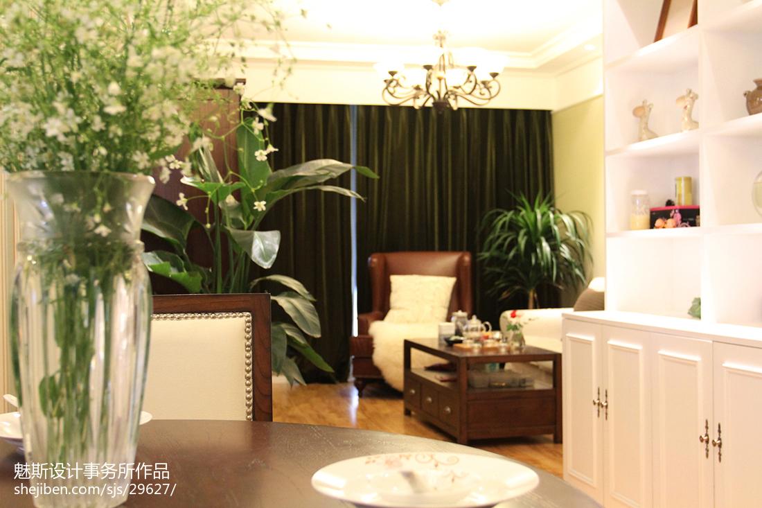 简约日式风格二居室设计