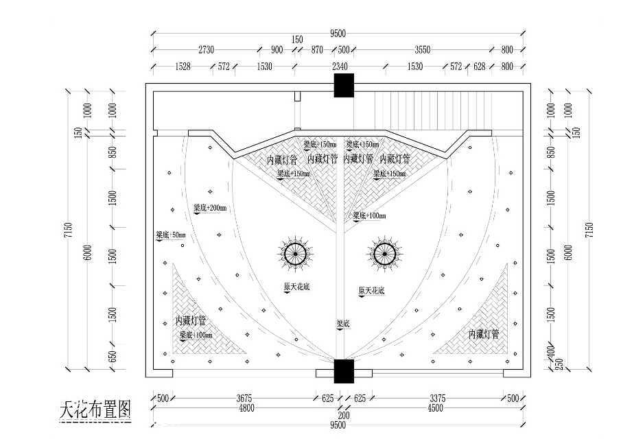 日式家居儿童房效果图