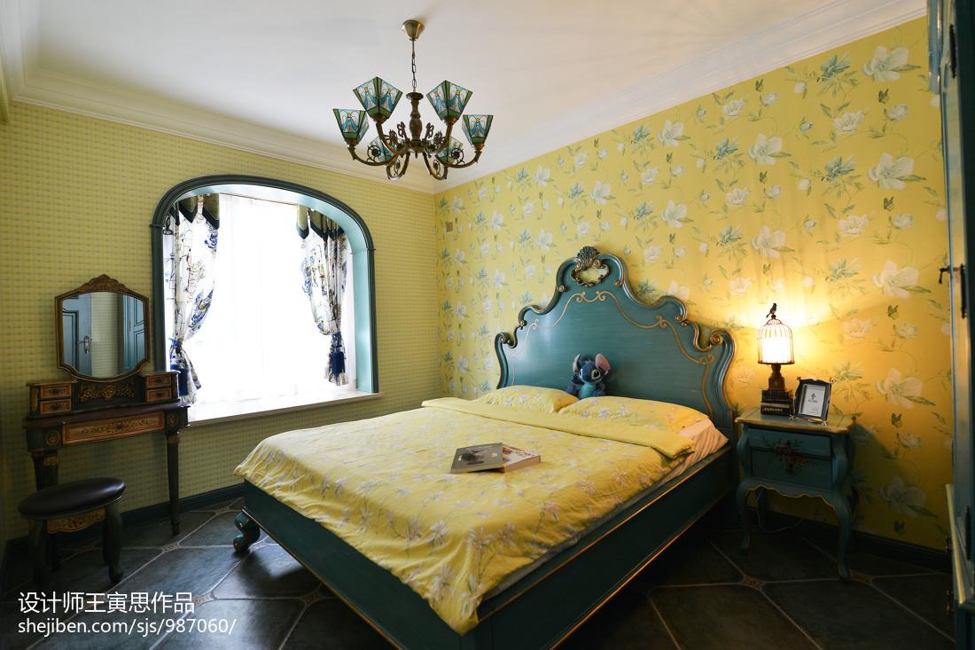 典雅905平美式别墅图片大全