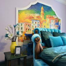 质朴362平美式别墅卧室设计案例