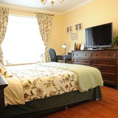 精选143平米四居卧室美式装饰图片大全
