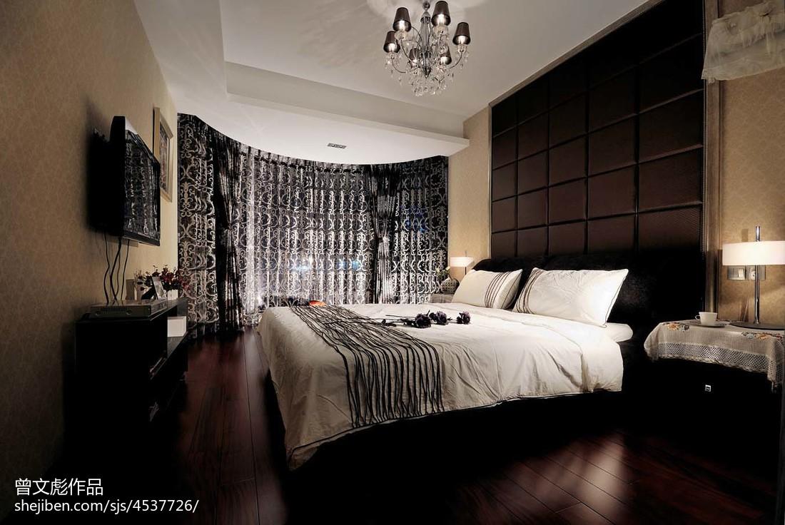 简洁北欧风格卧室