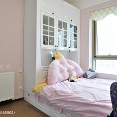精选面积131平现代四居儿童房装修实景图