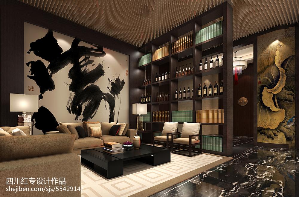 现代精装修温馨卧室效果图展示