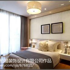 东南亚二居卧室实景图片大全