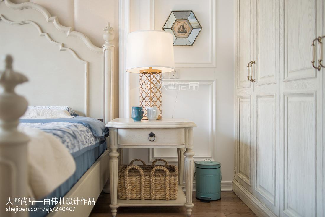 热门132平米欧式别墅卧室装修实景图片大全