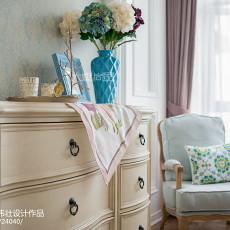 精美面积116平别墅卧室欧式装修图片大全