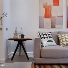 浪漫82平现代二居客厅图片欣赏
