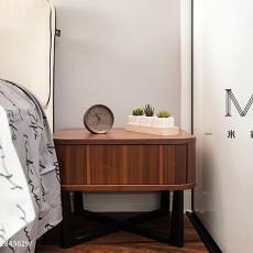 精选面积85平现代二居卧室装修图片