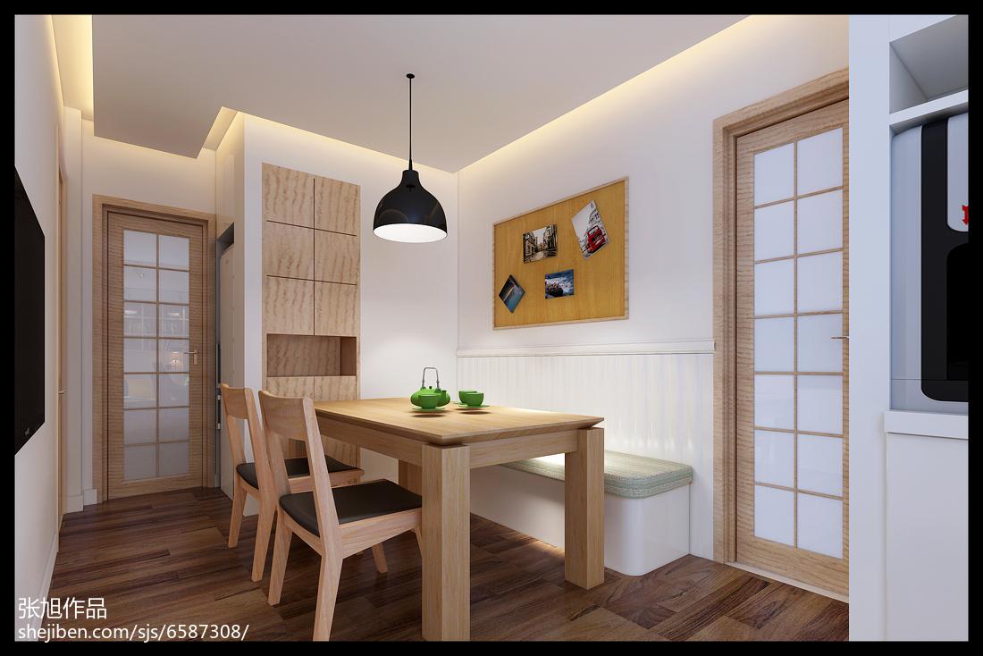 2018精选一居餐厅北欧效果图片