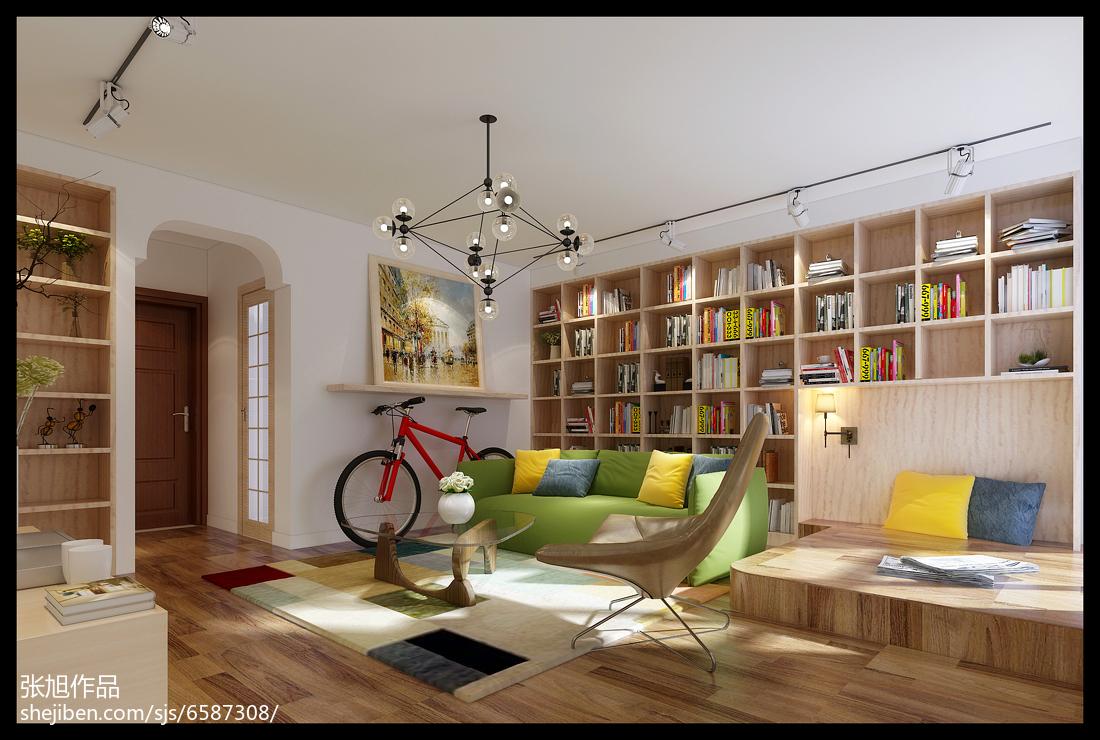 精美北欧公寓装饰图片大全