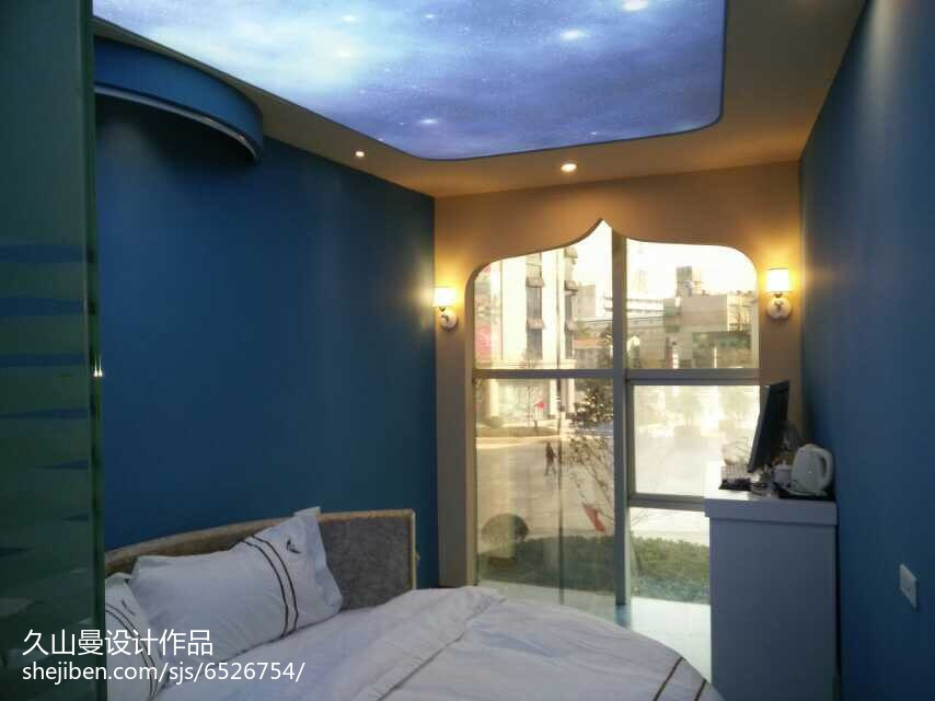 现代风格沙发背景墙装饰壁画图片