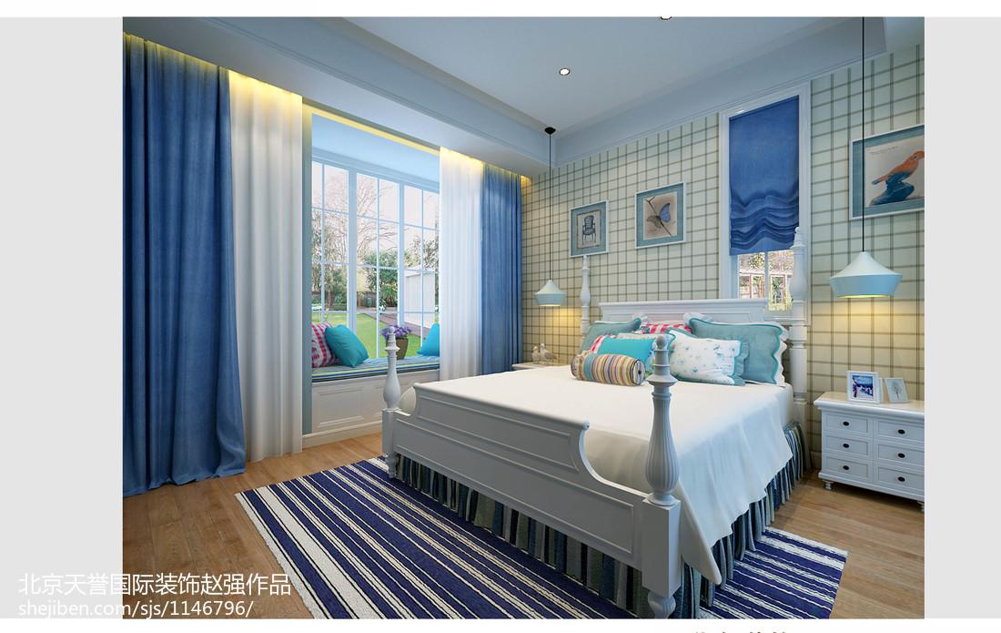 温雅北欧时尚卧室设计图片