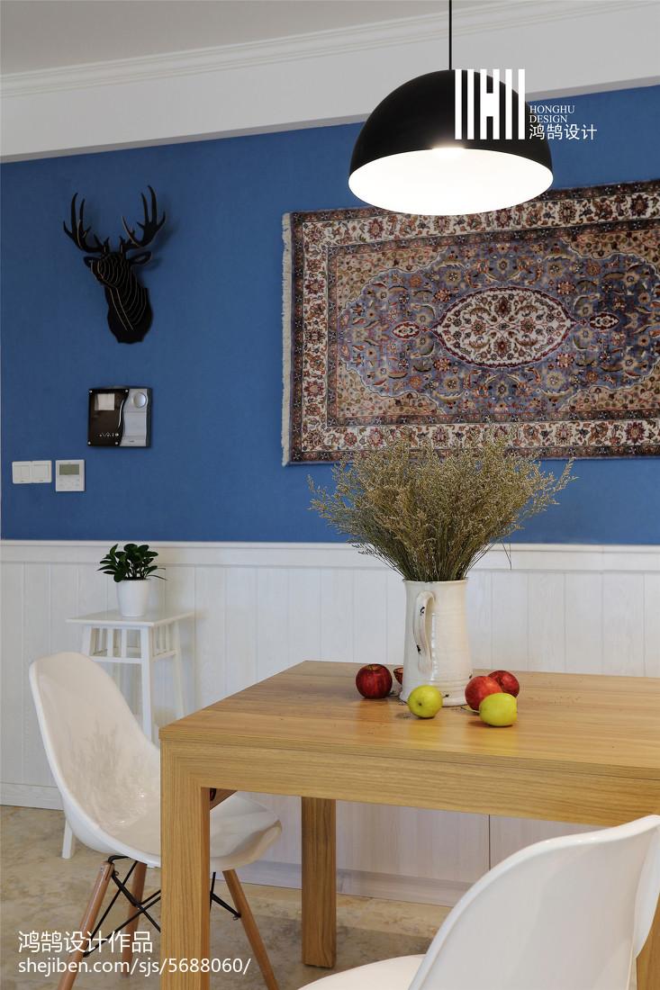 精美北欧三居餐厅装饰图片欣赏