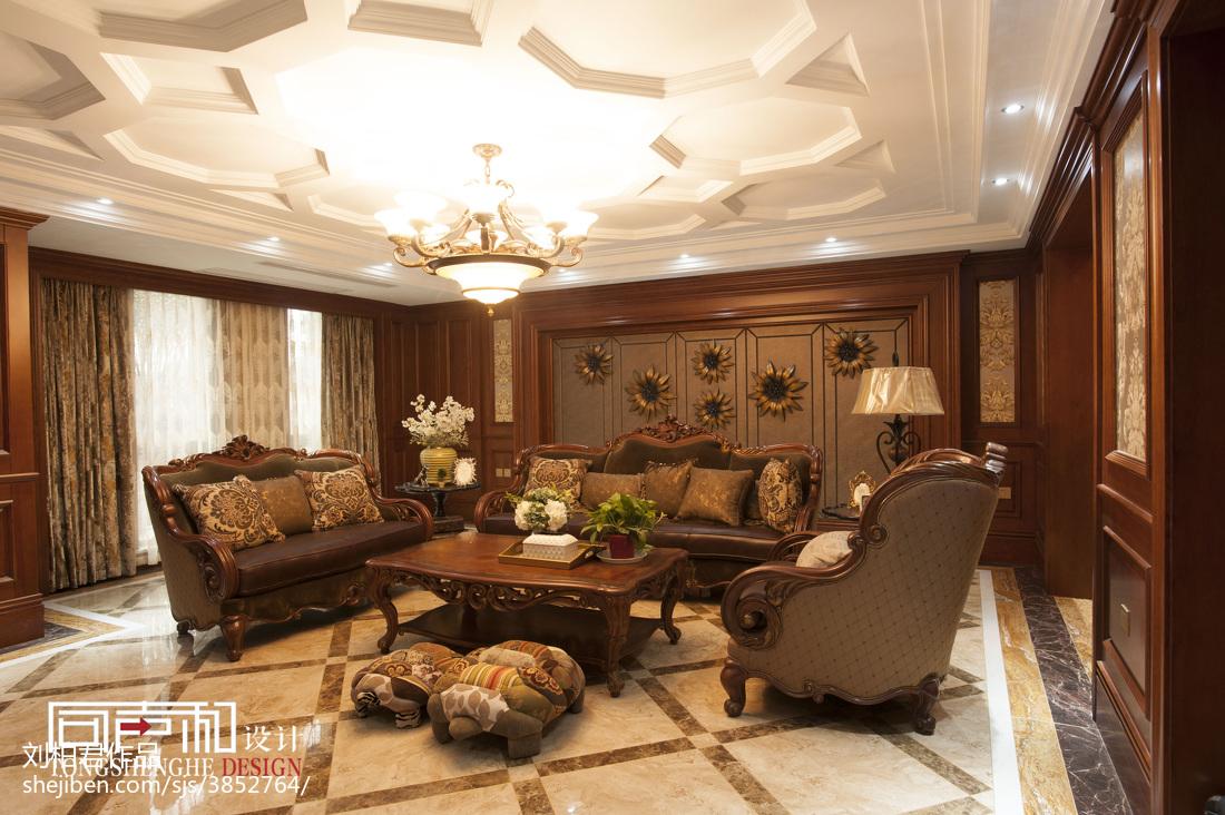 精致220平歐式別墅設計圖