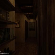 东南亚风格三居室图片欣赏大全