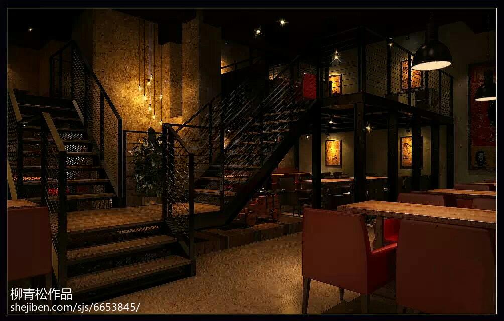 极简主义设计餐厅图大全
