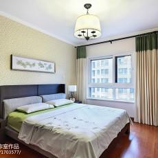 家装现代风格卧室效果图装修