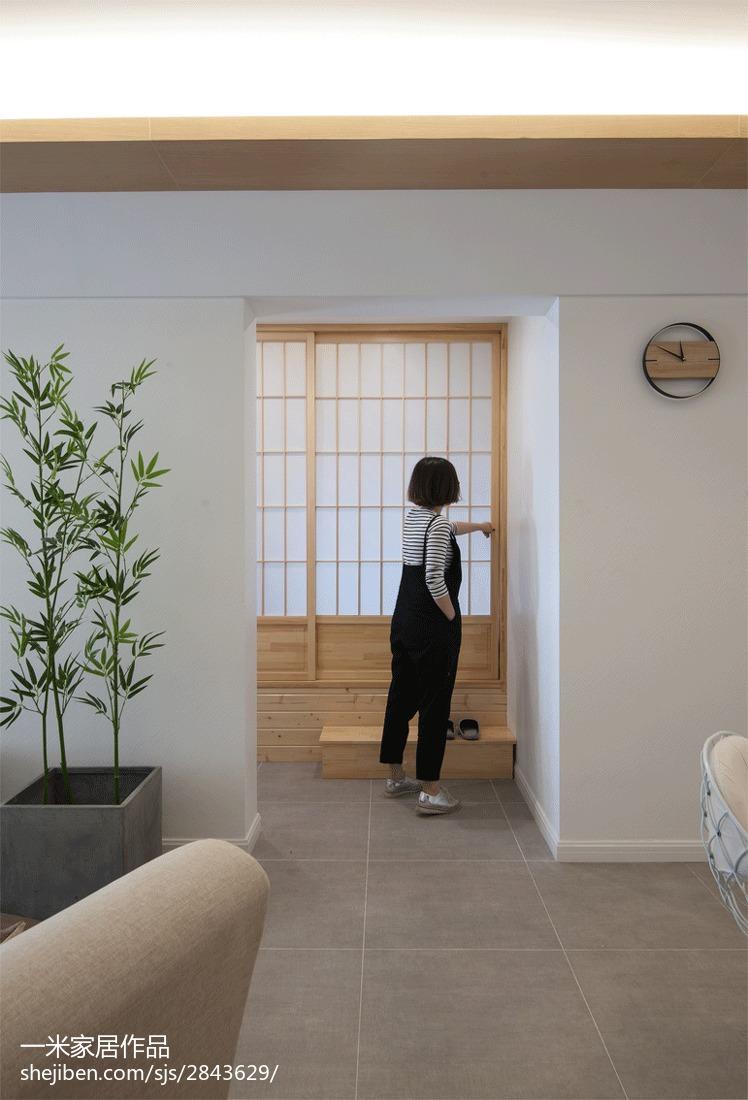 201890平米二居书房混搭装饰图片欣赏