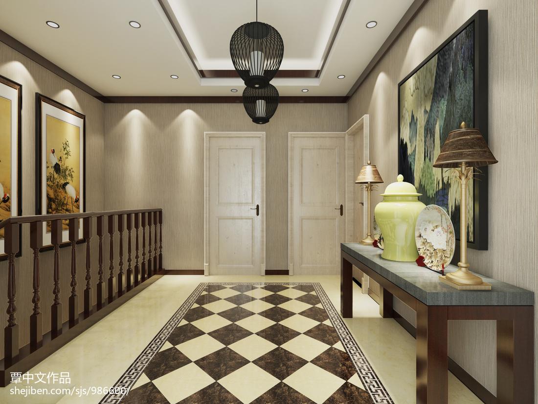 时尚摩登欧式客厅装饰布置