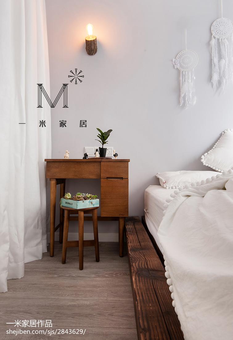 精选北欧小户型卧室装修设计效果图片欣赏