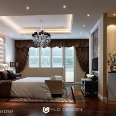 豪华地中海风卧室设计