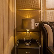 精美107平米三居卧室现代装修设计效果图片欣赏