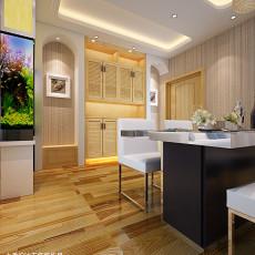135平米现代风格四室两厅豪华室内装修效果图