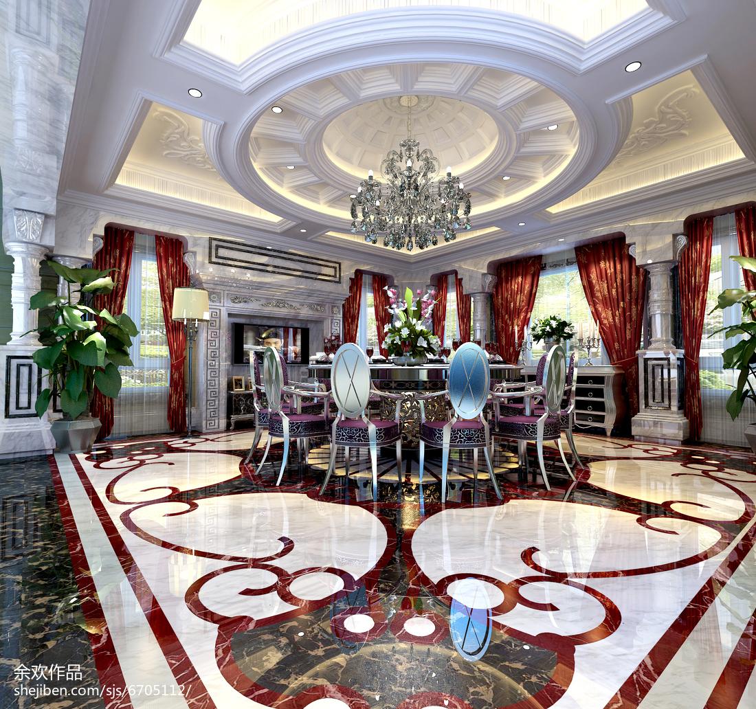 96平米北欧风格复式三室两厅装修