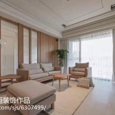 201873平米二居客厅欧式装修图片