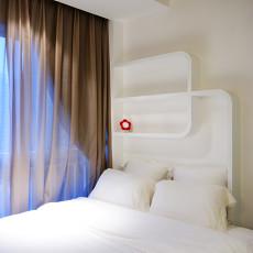 精选面积83平现代二居卧室效果图片大全