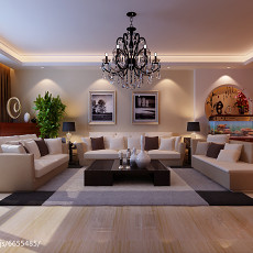 时尚简约家居装修效果图欣赏