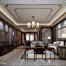 现代风格卧室休闲区装修效果图
