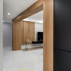 精美大小108平现代三居客厅装修效果图片