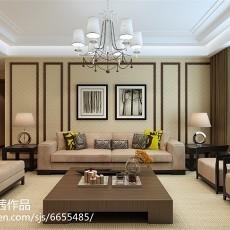 2013家装室内客厅设计效果图