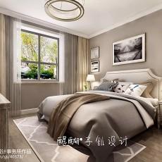 现代简约风格两室两厅装修图