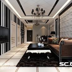 东南亚两室两厅装修风格图片欣赏