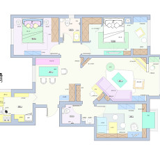 精选木屋宾馆装修设计案例