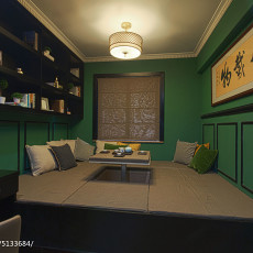 热门现代三居书房效果图片欣赏