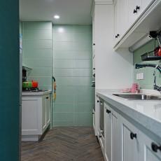 精选98平米三居厨房现代欣赏图片大全